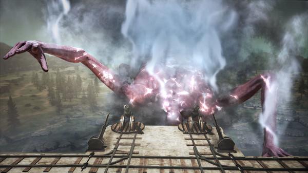 Attack on Titan 2 Final Battle ScreenShot 2