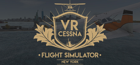 VR Flight Simulator New York - Cessna