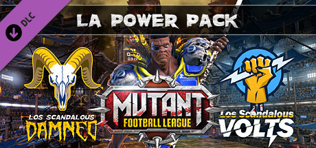 Mutant Football League - LA Power Pack