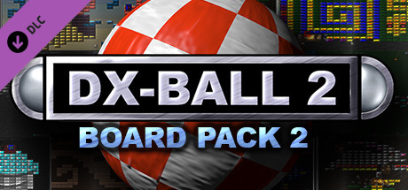 DX-Ball 2: 20th Anniversary Edition - Board Pack 2