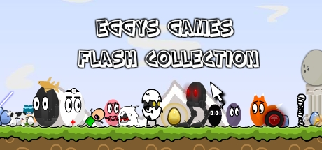 Eggys Games Flash Collection cover art