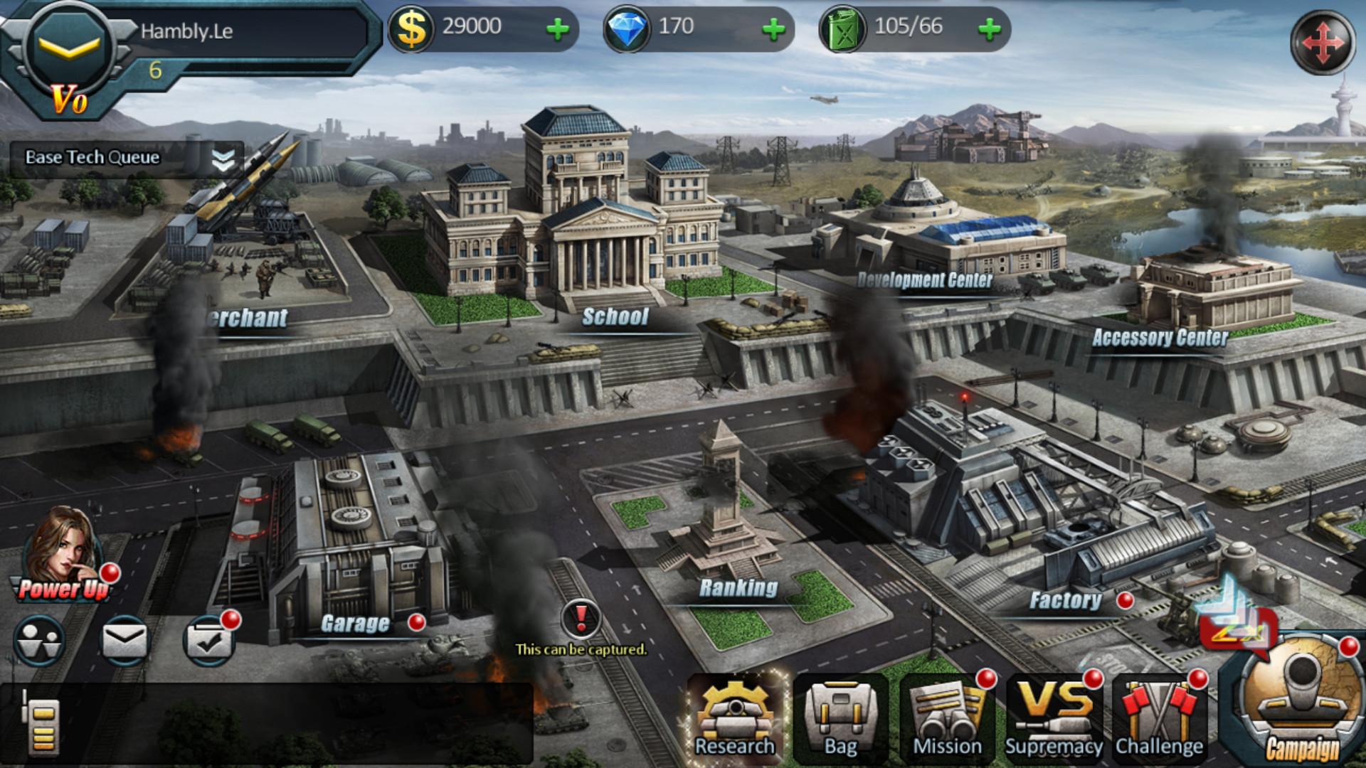War of Tanks: Blitzkrieg