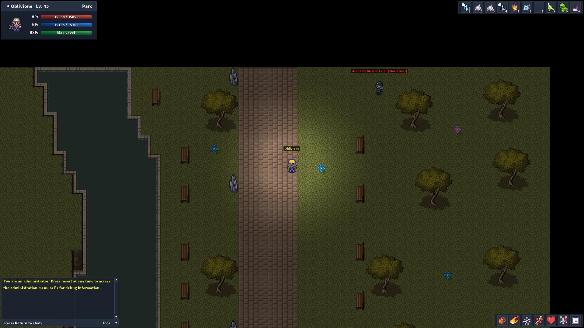 Punishment Darkness Online