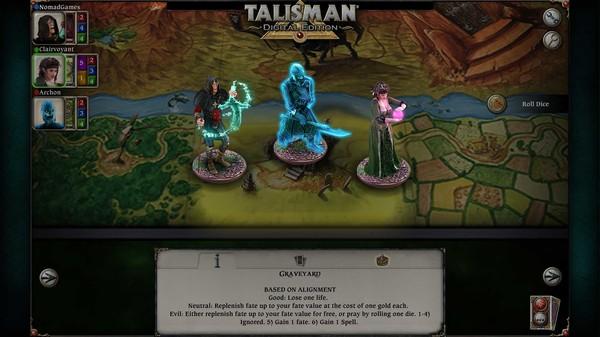 скриншот Talisman - Realm of Souls Expansion 4