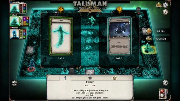 скриншот Talisman - Realm of Souls Expansion 3