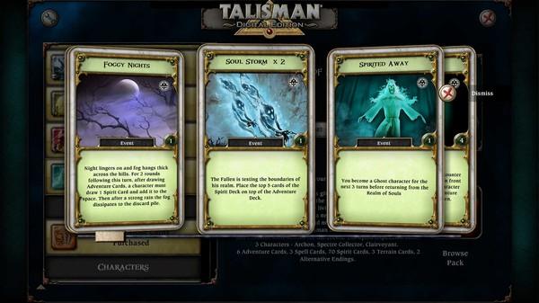 скриншот Talisman - Realm of Souls Expansion 1