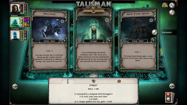 скриншот Talisman - Realm of Souls Expansion 2