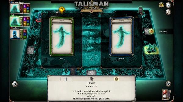 скриншот Talisman - Realm of Souls Expansion 5