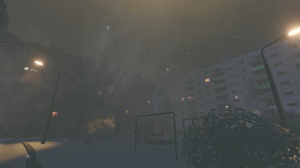 IT'S WINTER — депрессивная игра про одиночество в российском панельном доме