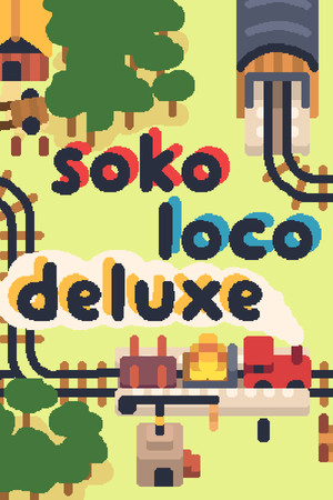 Soko Loco Deluxe poster image on Steam Backlog