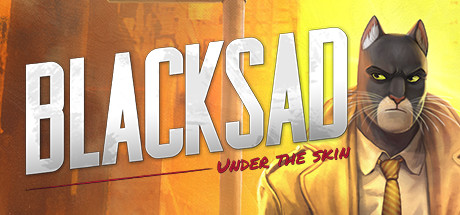 Blacksad: Under the Skin Capa