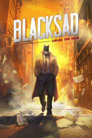 Blacksad: Under the Skin poster image on Steam Backlog