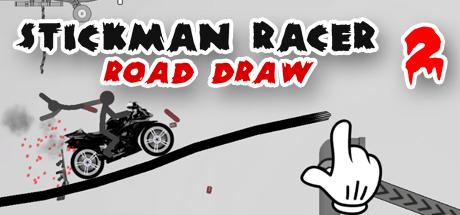 Stickman Racer Road Draw 2
