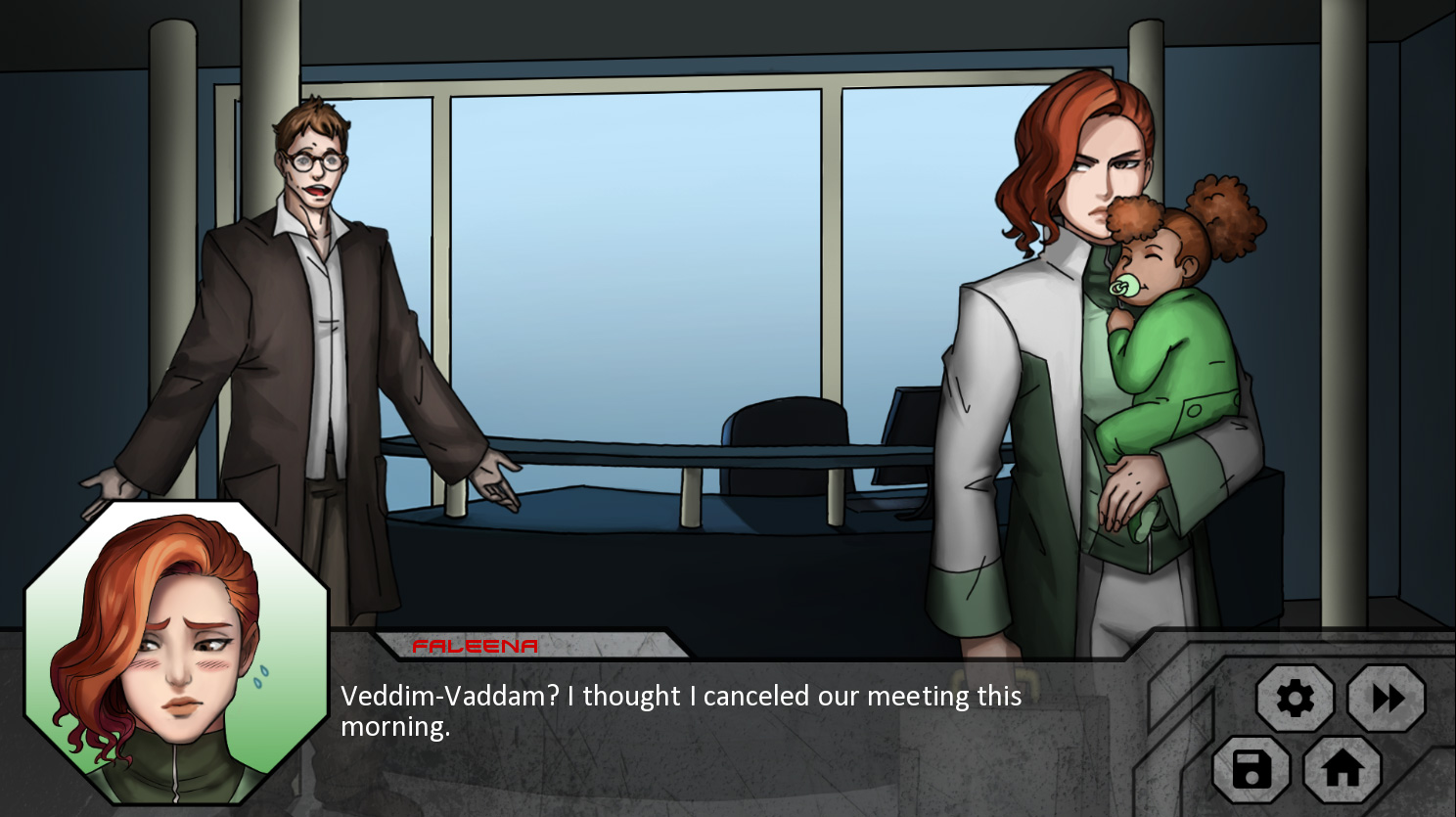 Cannibal Lottery - Dystopian Visual Novel on Steam