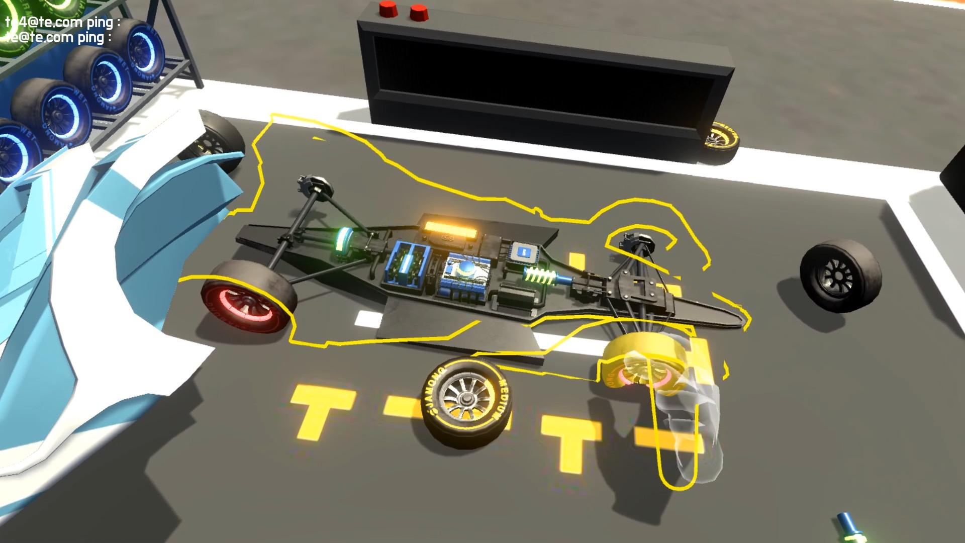 What's On Steam - POCKET CAR : VRGROUND