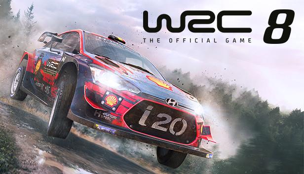 WRC 8 FIA World Rally Championship on Steam