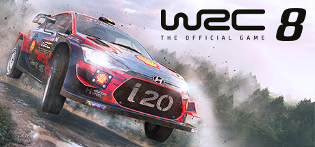 WRC 8 FIA World Rally Championship cover art