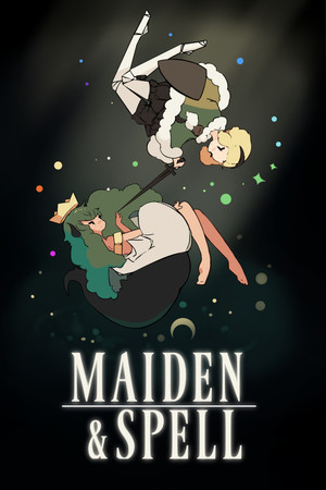 Maiden and Spell poster image on Steam Backlog