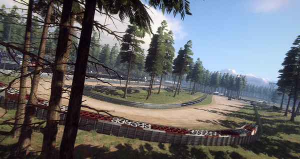 DiRT Rally 2.0 - Bikernieki, Latvia (Rallycross Track) (DLC)
