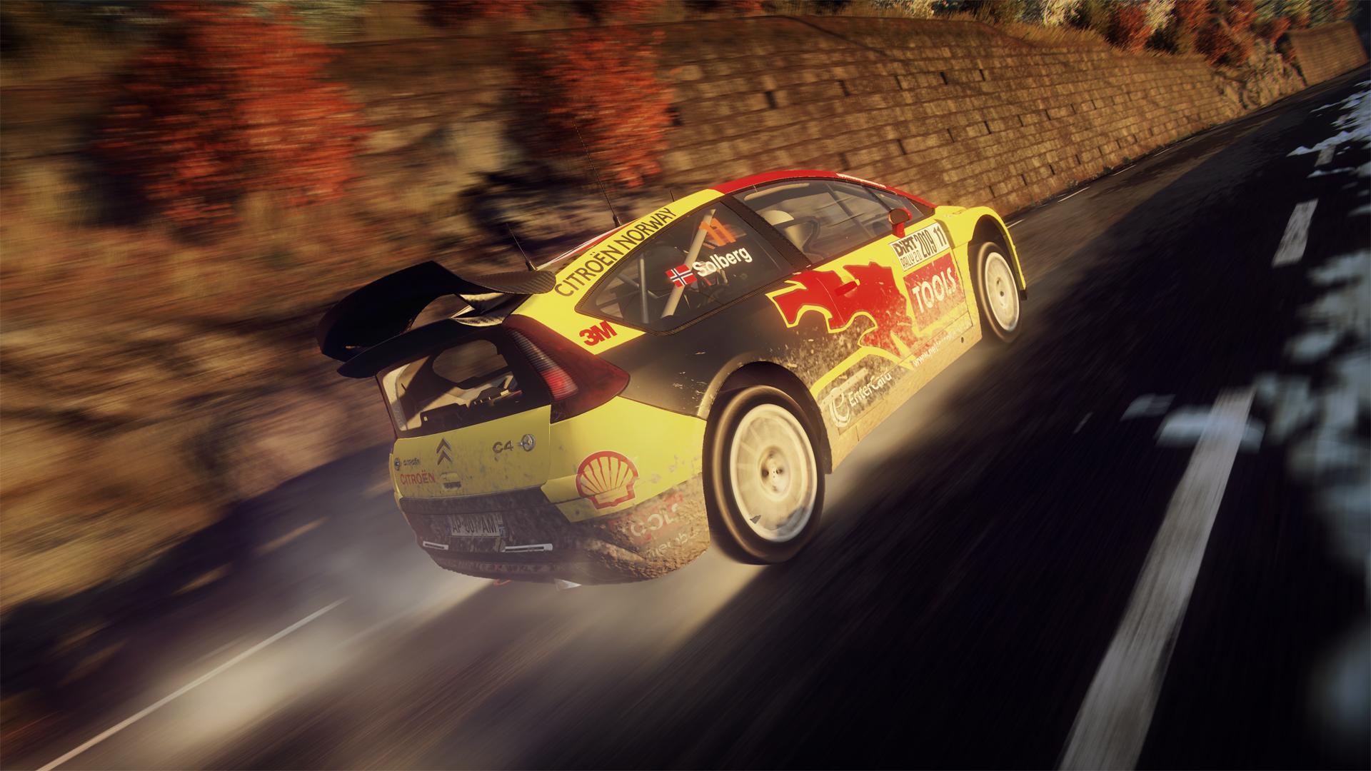 DiRT Rally 2 0 - Citroën C4 Rally