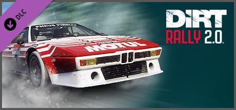 DiRT Rally 2.0 - BMW M1 Procar Rally