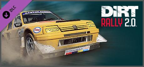 Купить DiRT Rally 2.0 - Peugeot 205 T16 Rallycross (DLC)