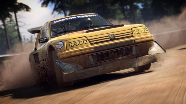 DiRT Rally 2.0 - Peugeot 205 T16 Rallycross (DLC)
