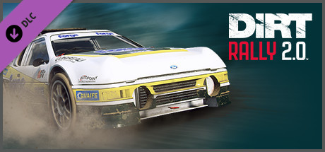DiRT Rally 2 0 - Ford RS200 Evolution on Steam