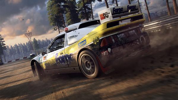 DiRT Rally 2.0 - Ford RS200 Evolution (DLC)