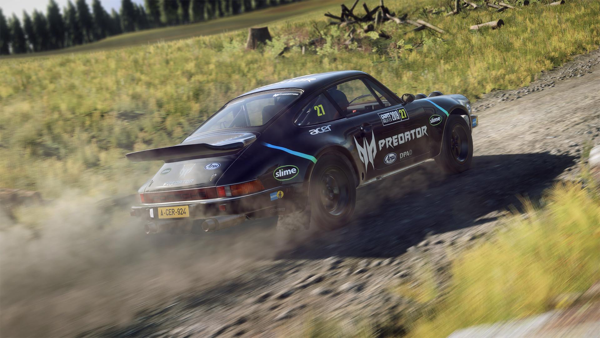 DiRT Rally 2 0 - Porsche 911 SC RS
