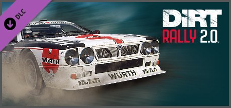 Купить DiRT Rally 2.0 - Lancia 037 Evo 2 (DLC)