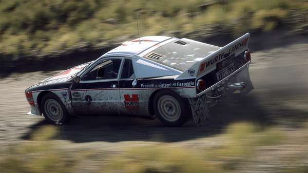 DiRT Rally 2.0 - Lancia 037 Evo 2 (DLC)