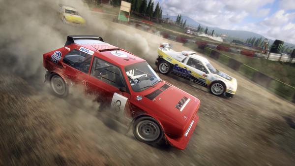 DiRT Rally 2.0 - Lancia Delta S4 RX (DLC)