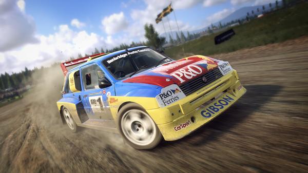 DiRT Rally 2.0 - MG Metro 6R4 Rallycross (DLC)