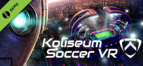Koliseum Soccer VR Demo