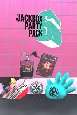 The Jackbox Party Pack 6 poster image on Steam Backlog