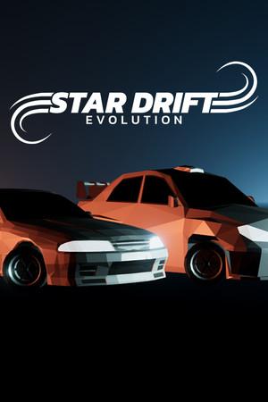 Star Drift Evolution poster image on Steam Backlog