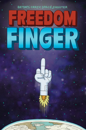 Freedom Finger poster image on Steam Backlog