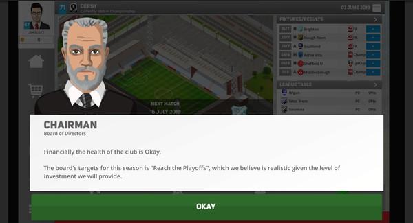 Club Soccer Director PRO 2020