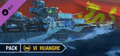 World of Warships - Huanghe Pack