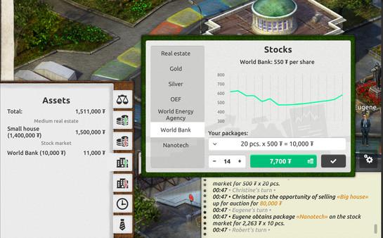 Скриншот из Timeflow