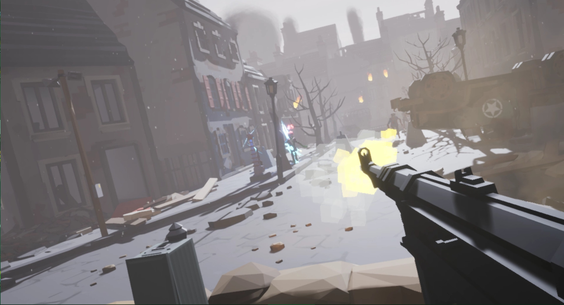 Last Line VR: A Zombie Defense Game Steam Discovery