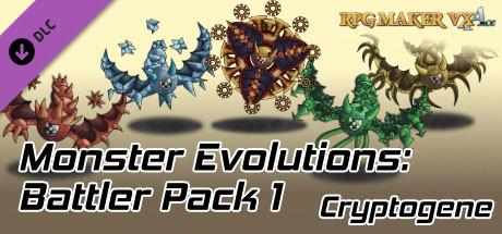 RPG Maker VX Ace - Monster Evolutions: Battler Pack 1