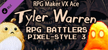 RPG Maker VX Ace - Tyler Warren RPG Battlers Pixel Style 3