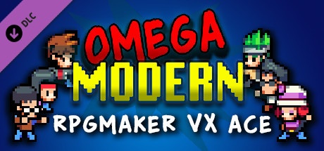 RPG Maker VX Ace - Omega Modern Graphics Pack