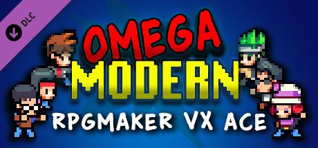 RPG Maker VX Ace - Omega Modern Graphics Pack on Steam