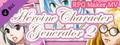 RPG Maker MV - Heroine Character Generator 2