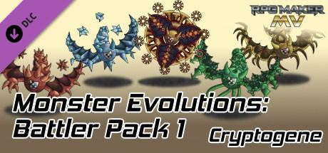 RPG Maker MV - Monster Evolutions: Battler Pack 1