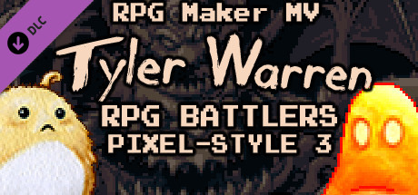 RPG Maker MV - Tyler Warren RPG Battlers Pixel Style 3