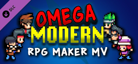 715c4f92fd2 RPG Maker MV - Omega Modern Graphics Pack on Steam
